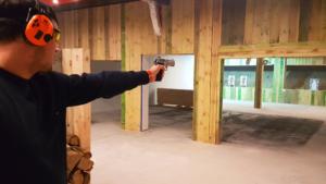 Szkolenie strzelanie dla początkujących
