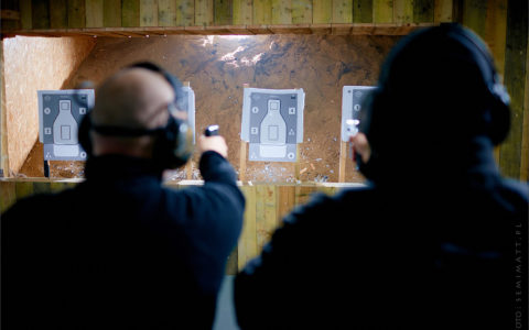 Szkolenie strzelanie średnio zaawansowani