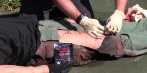 first aid MOLON LABE