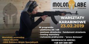 warsztaty karabin AR15 AK47