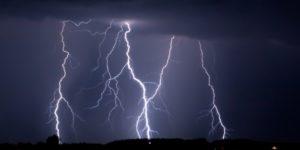 burza molon labe storm thunder błyskawica
