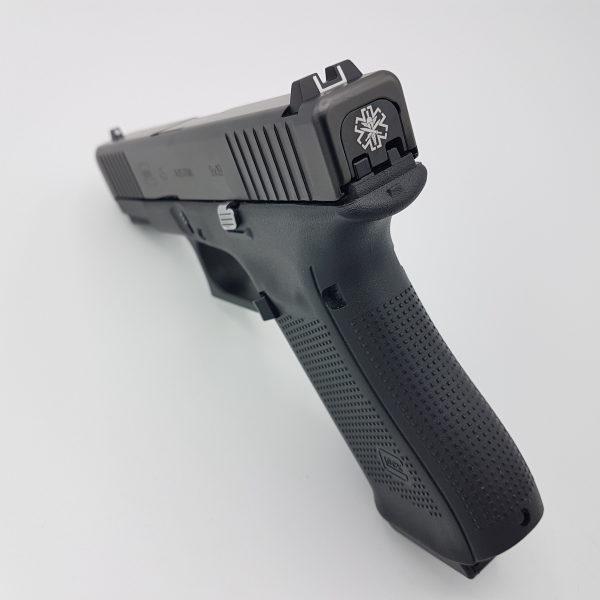 glock 45 płytka oporowa