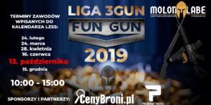 zawody 3gun fun gun 2019