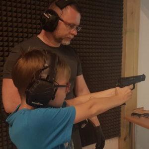 poznaj strzelanie molon labe dziec