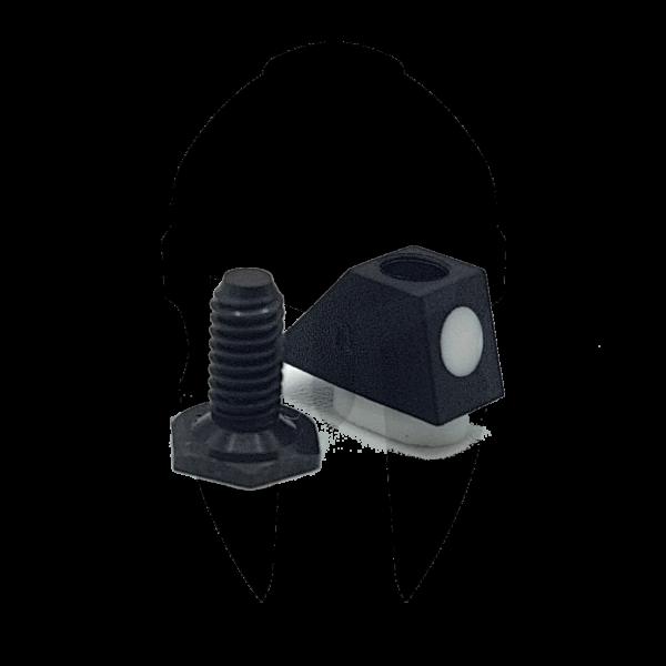 muszka glock front sight molon labe