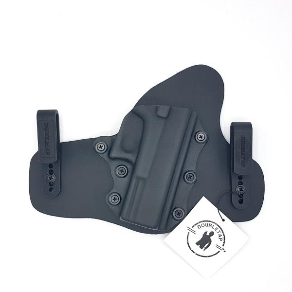 Kabura wewnętrzna IWB Glock 19 DOUBLETAP