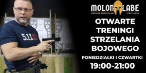 otwarte treningi strzelania bojowego strzelanie bojowe trening molon labe