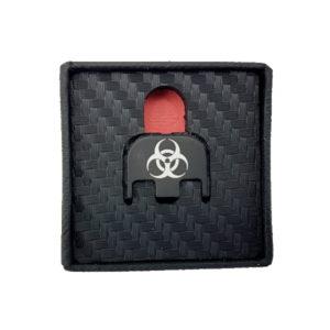 glock płytka oporowa biohazard