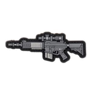 SR 25 naszywka PVC 3D morale patch