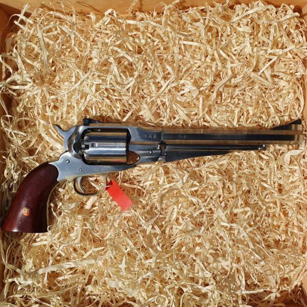 "remington new army 1858 target 8"" inox"