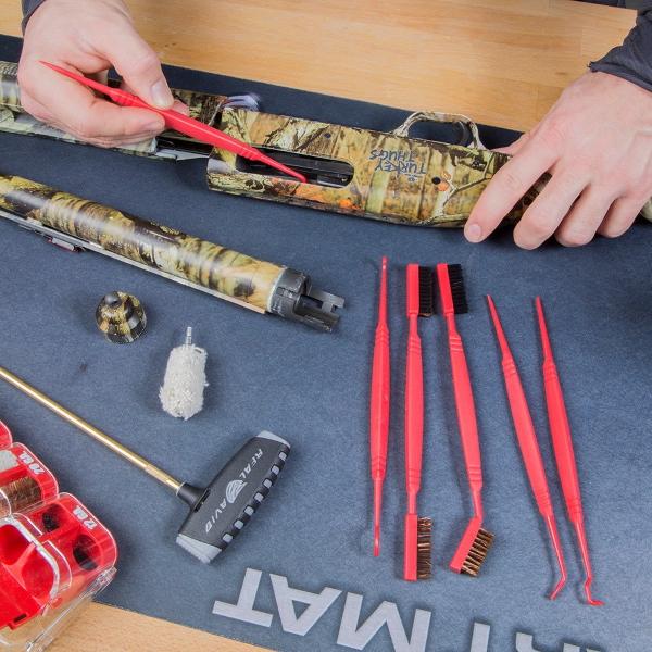 Komplet 12 narzędzi REAL AVID ACCU-GRIP